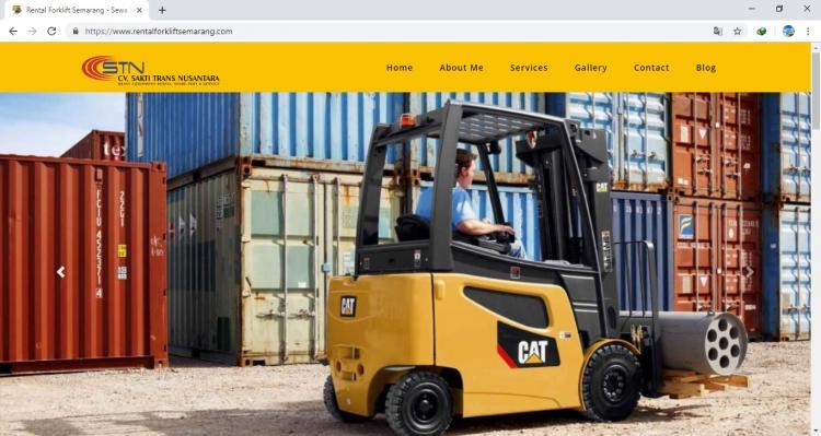 Rental Forklift Semarang - Sewa Forklift Semarang, Website Penyewaan Forklift di Kota Semarang