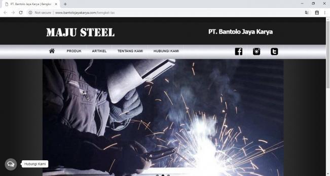 Maju Steel