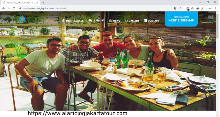 Alaric Jogjakarta Tour, Tour and Travel Agent Yogyakarta