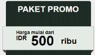 PAKET PROMO (TERBATAS)