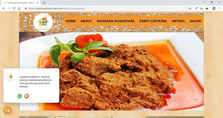 Sasikira Food Kitchen : Jasa Catering Karanganyar | Catering Karanganyar, Website Jasa Catering di kab. Karanganyar